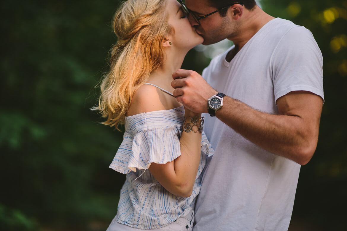 MAINE ENGAGEMENT SESSION BY ALN Images