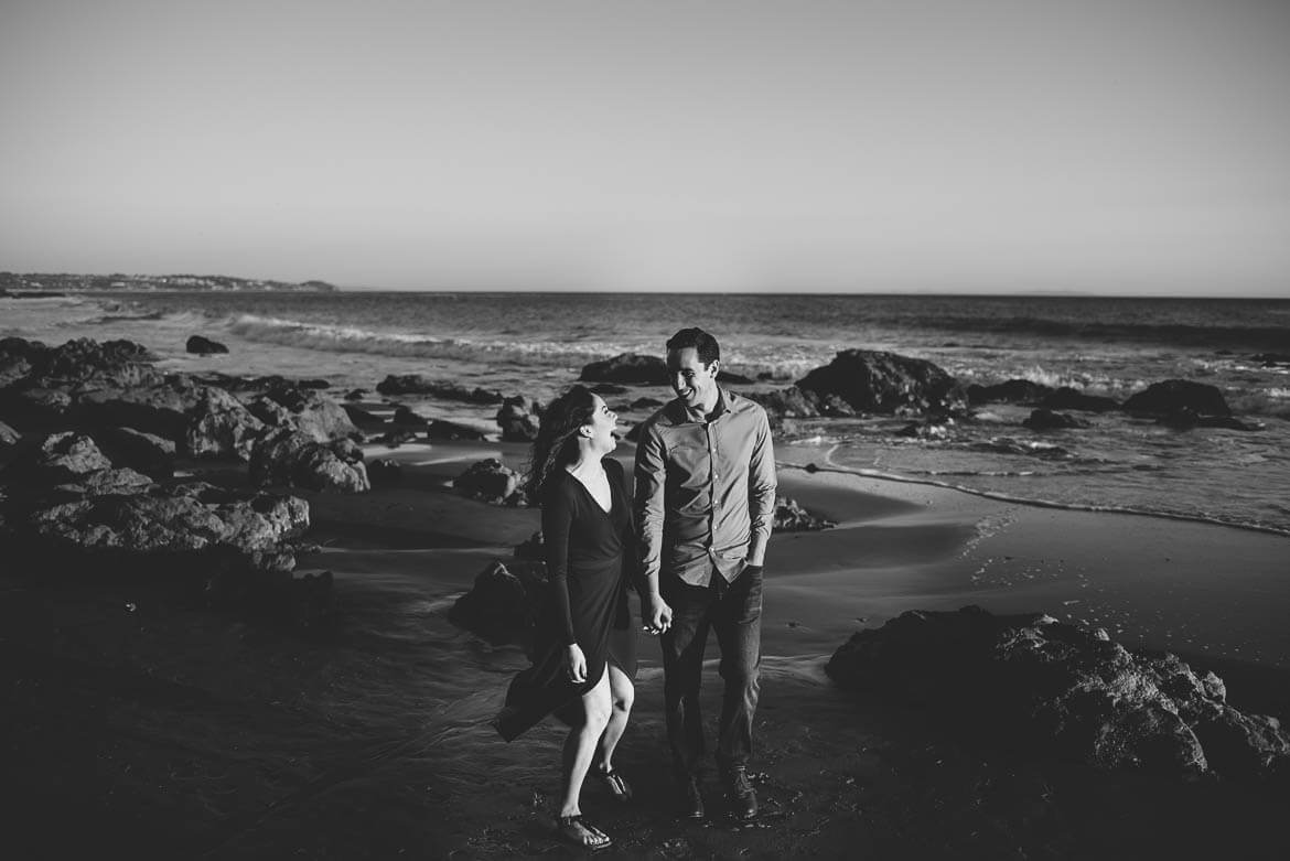 EL MATADOR BEACH ENGAGEMENT SESSION WITH ALN Images