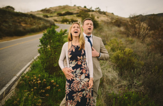 LOS ANGELES ENGAGEMENT GALLERY - TRAVELING WEDDING PHOTOGRAPHER