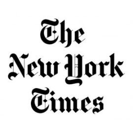 Amanda Jane Cooper wedding to Andrew Bell in the New York Times