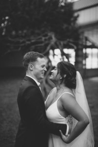 married at the Michener museum in Doylestown PA by ALN Images