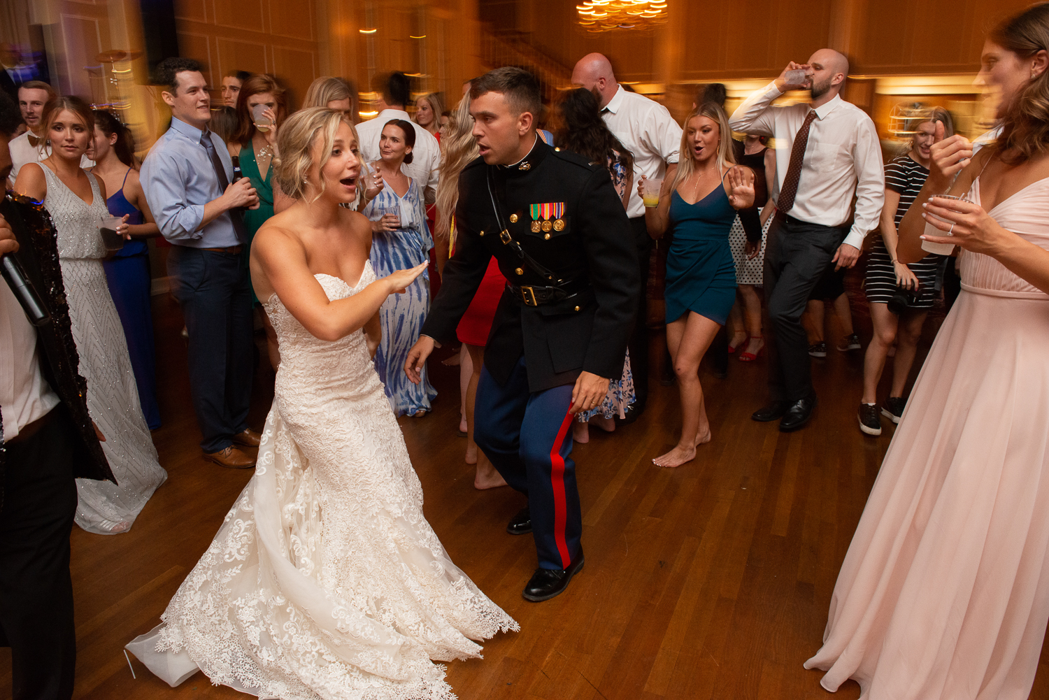 Memphis Wedding Photographer captures George and Ramsay's military wedding ceremony in Memphis TN. ALN IMAGES
