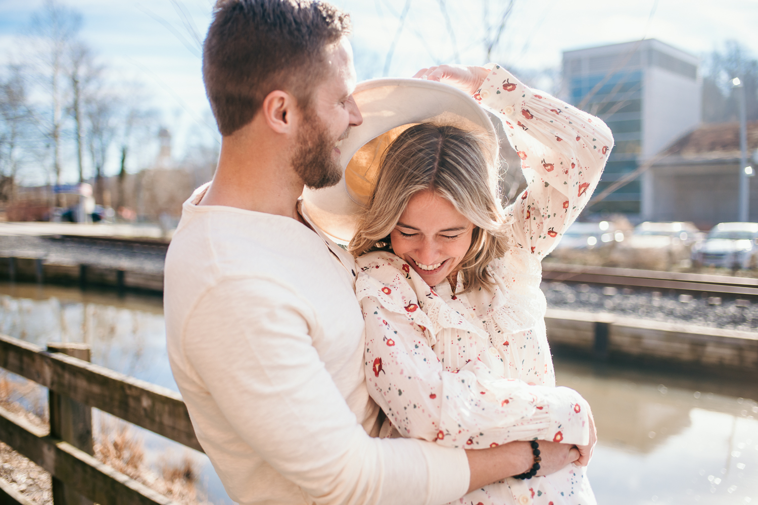 manayunk engagement session with ALN Images